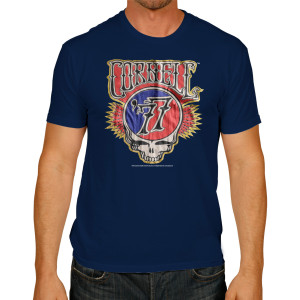 Grateful Dead Cornell '77 T-Shirt