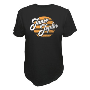 Janis Joplin Ladies T-Shirt