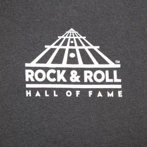 Rock & Roll Hall Of Fame Circle Guitars Unisex T-Shirt