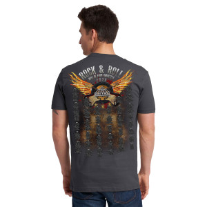 2020 Fire & Wings Inductee T-Shirt