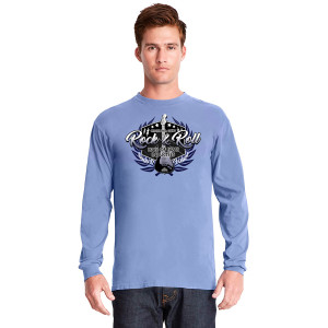 2020 GUITAR CREST INDUCTEE LONG SLEEVE T-SHIRT