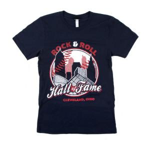 Baseball Skyline T-Shirt