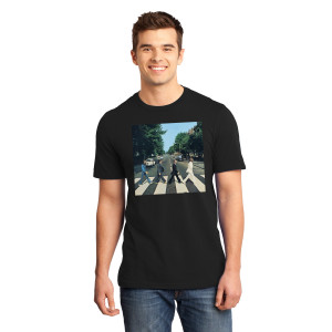 Unisex Abbey Road T-Shirt