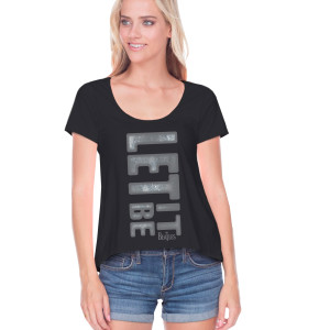Ladies Let It Be T-Shirt
