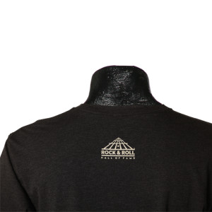 CHARCOAL SPACER T-SHIRT