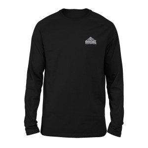 Long Live Rock Long Sleeve Black T-Shirt