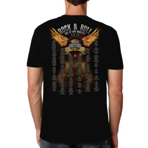 2019 Fire And Wings Inductee T-Shirt