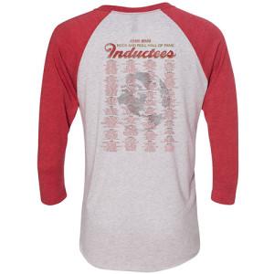 2019 Raglan Tour Inductee Shirt