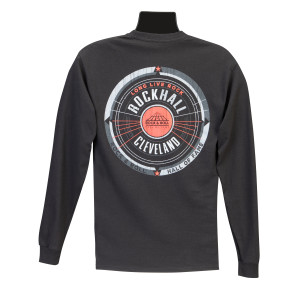Long Live Rock Compass Long Sleeve T-Shirt