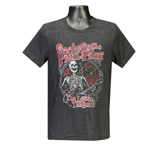 Skeleton With Roses T-Shirt