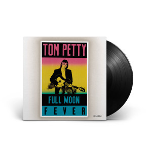 Tom Petty - Full Moon Fever  Lp