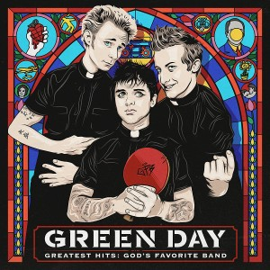 Green Day - Greatest Hits: God's Favorite Band - 2 LP