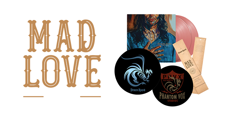 Draco Rosa | Mad Love Luxe