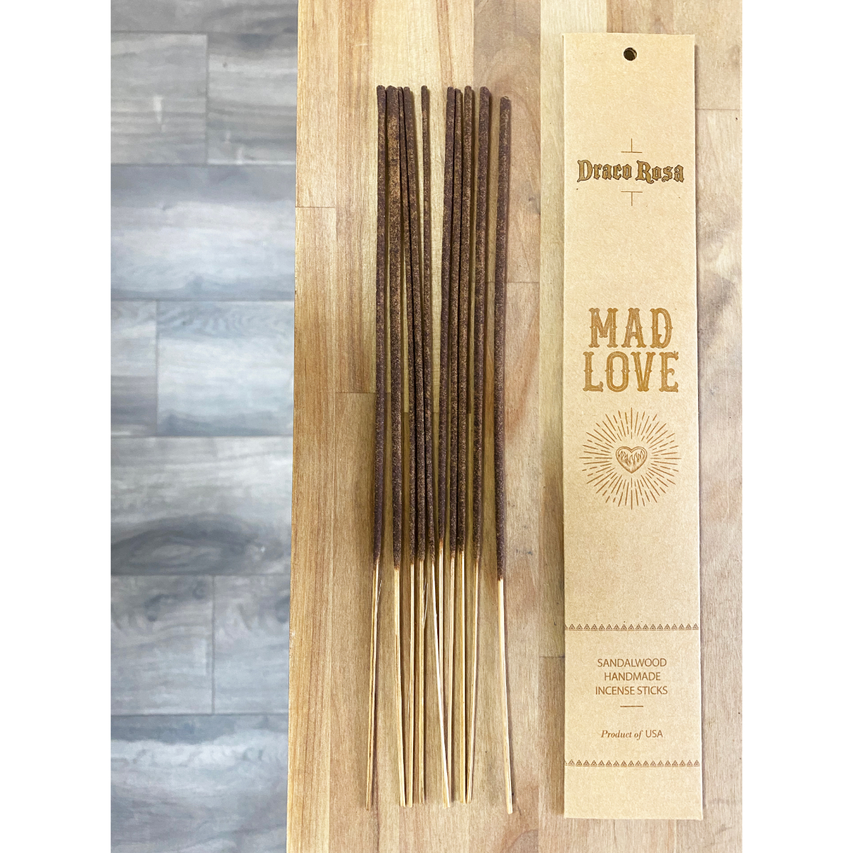 Mad Love Luxe Incense Pack