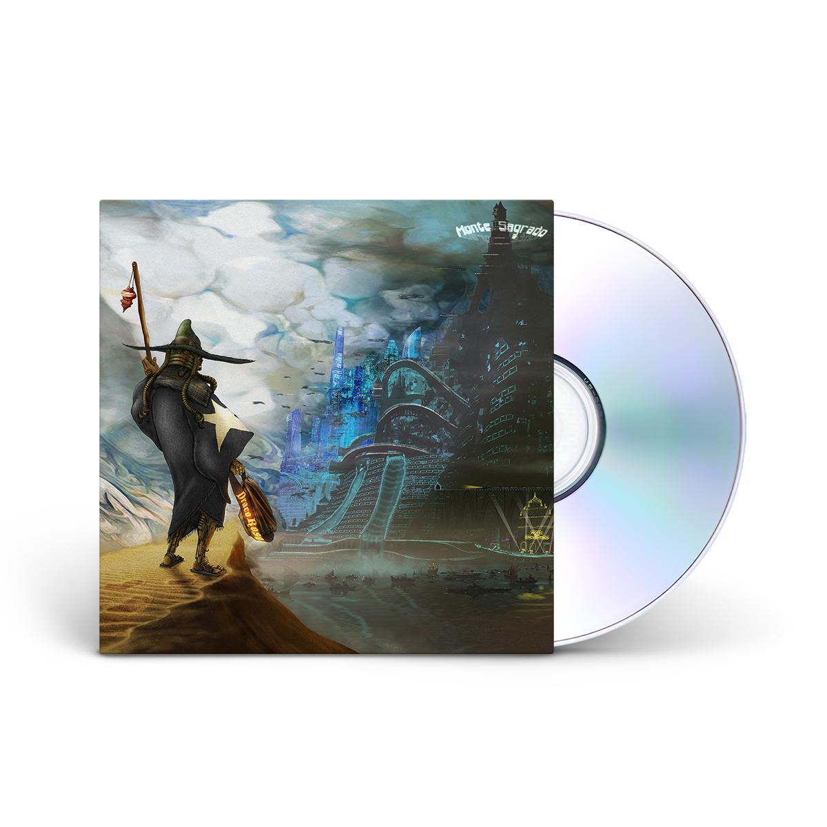Draco Rosa - Monte Sagrado CD