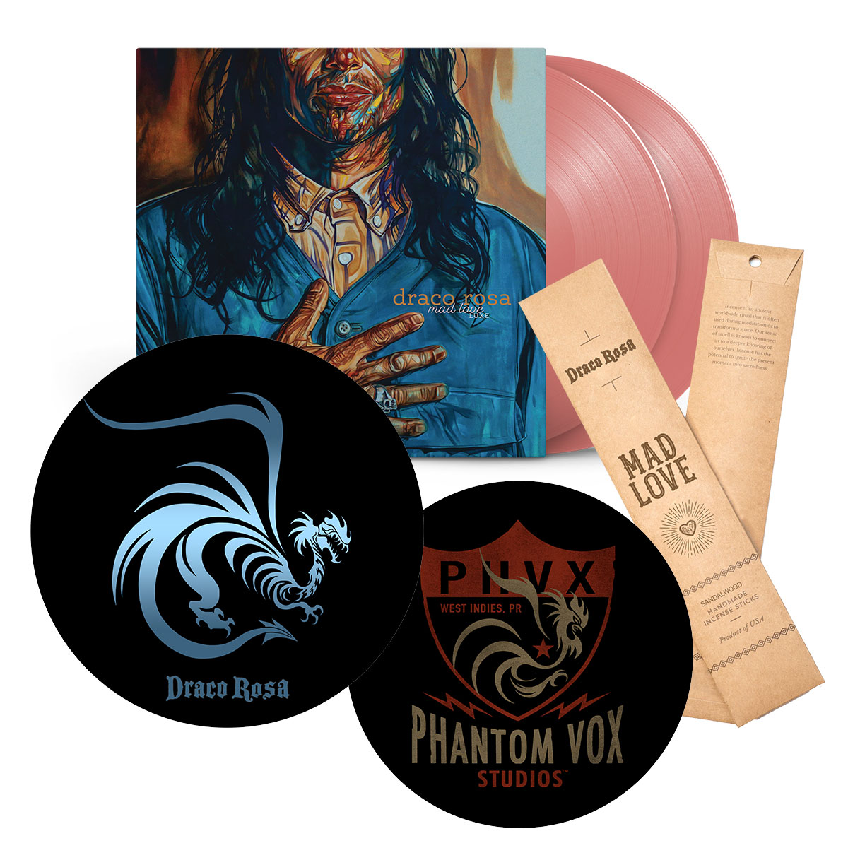 Mad Love Luxe Vinyl Bundle