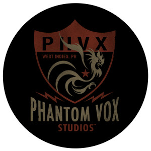 Draco Rosa/Phantom Vox Studios Vinyl Slipmat