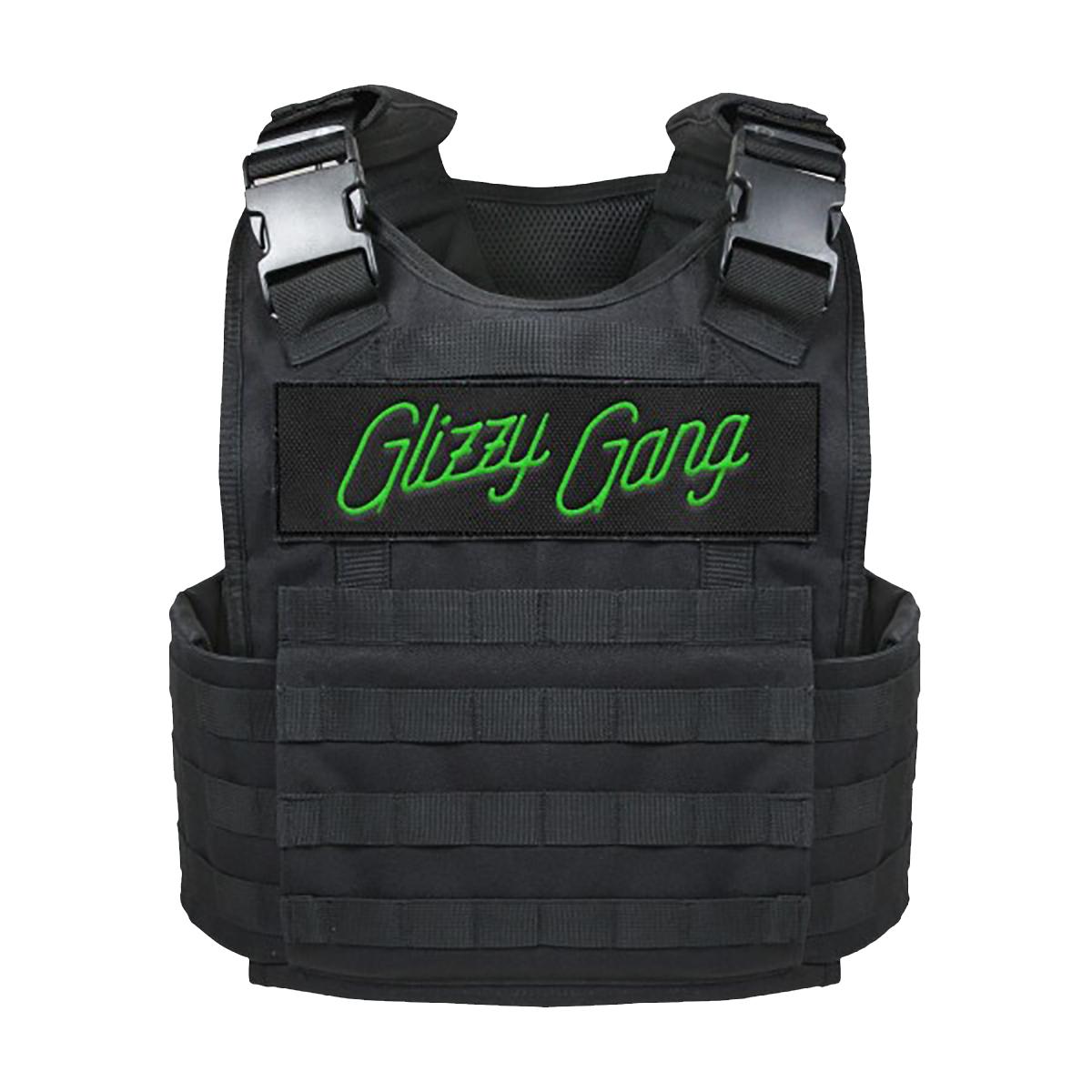 Glizzy Gang Flak Jacket