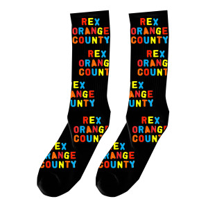 Rex Orange County Magnet Socks