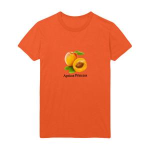 Rex Orange County Apricot T-shirt - Orange
