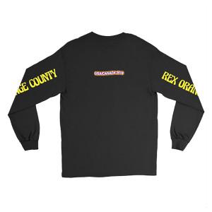 2018 Tour Long-Sleeve T-shirt - Black