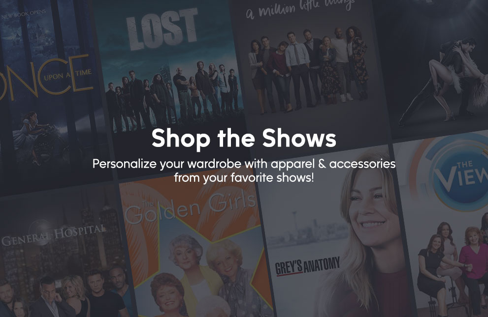 Shop the Shows