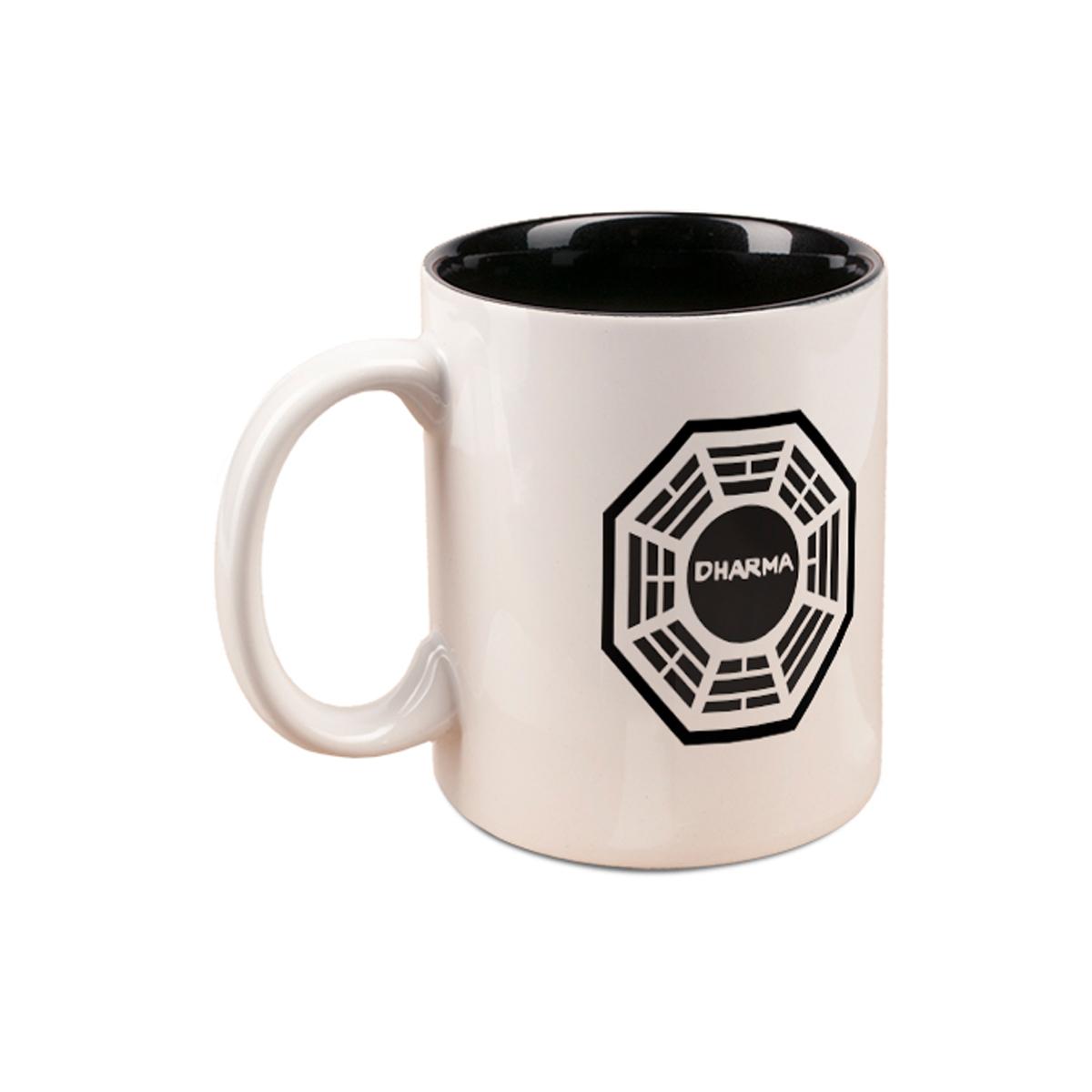 Lost Dharma Mug