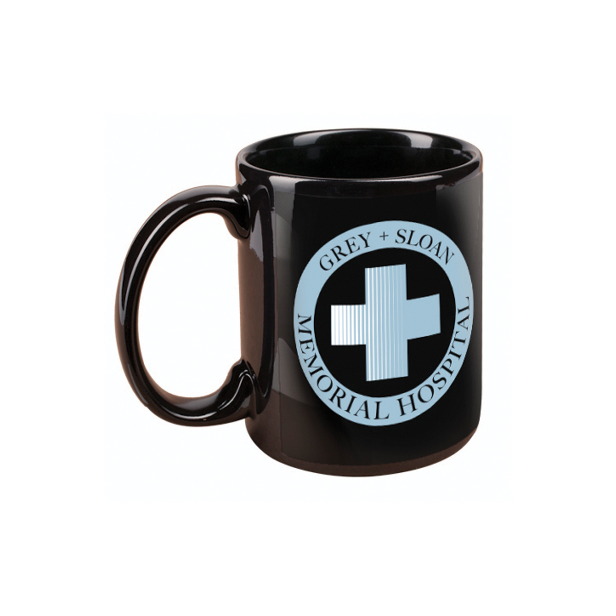 Grey's Anatomy Hospital Logo Mug