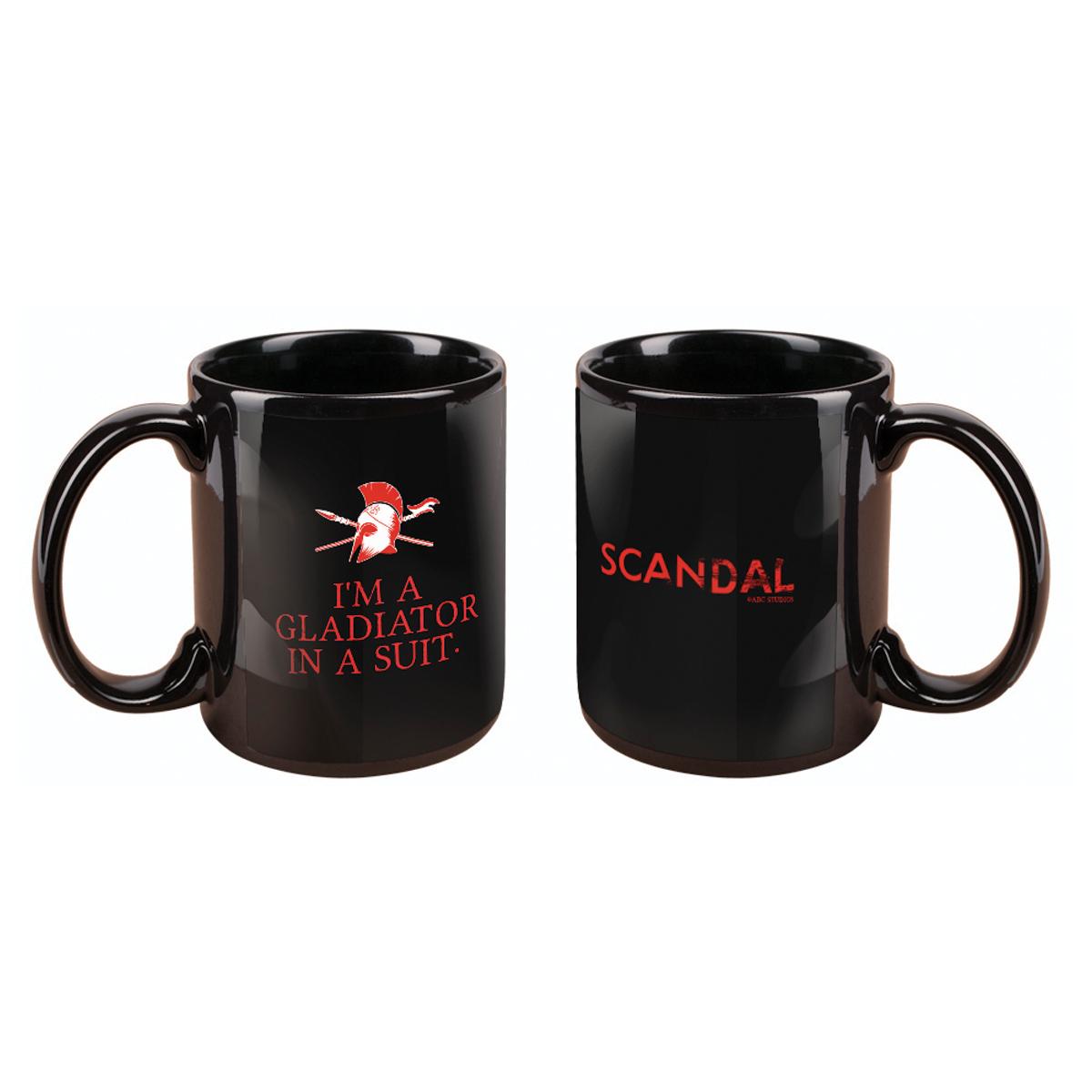Scandal I'm A Gladiator In A Suit Mug