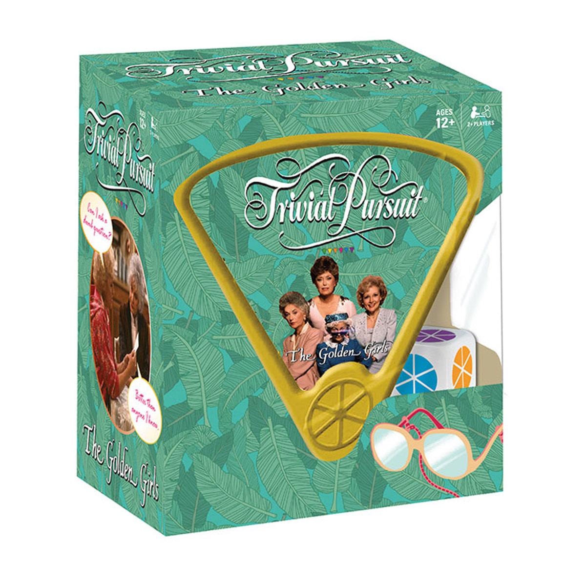The Golden Girls Trivial Pursuit