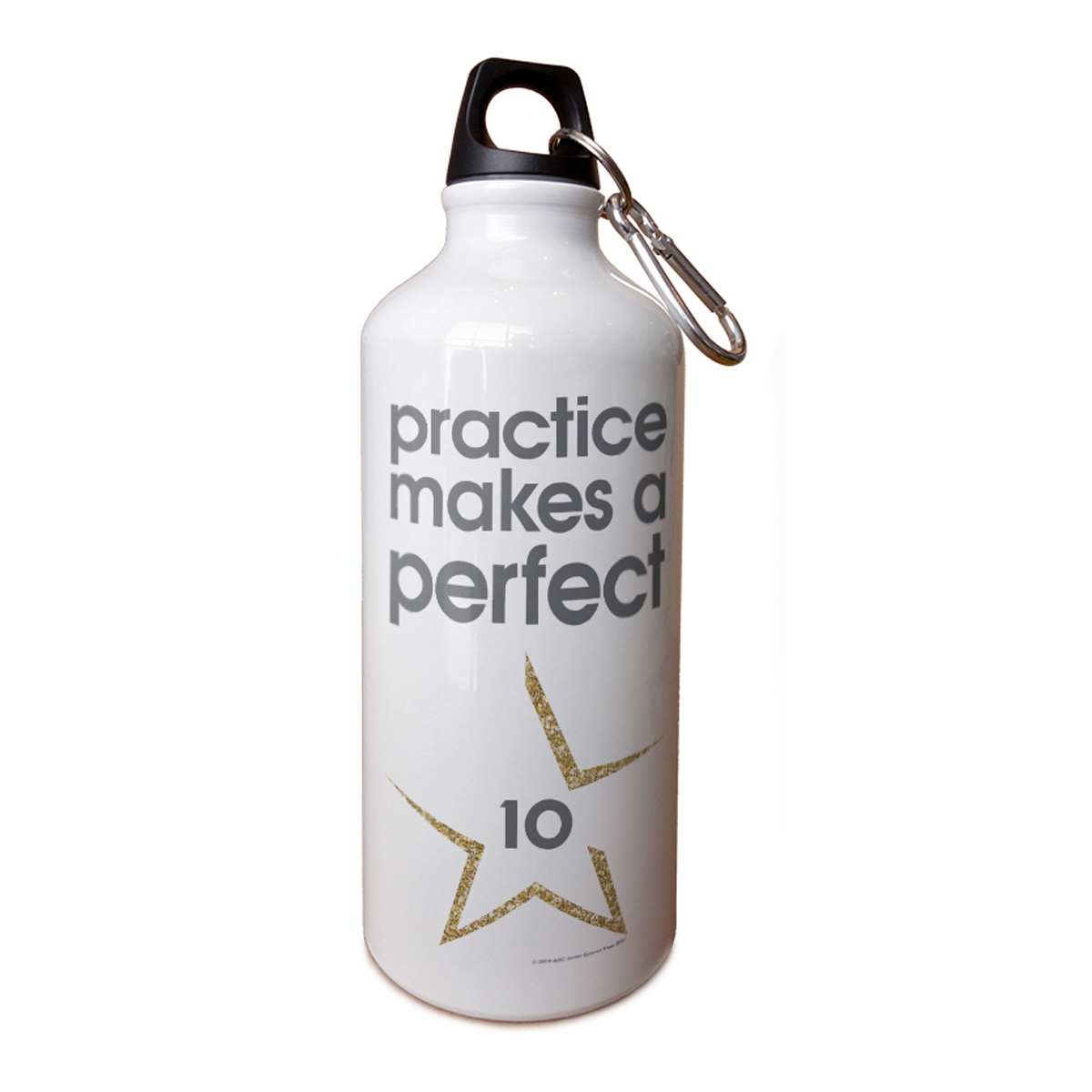 Dancing With The Stars Prace Aluminum Water Bottle