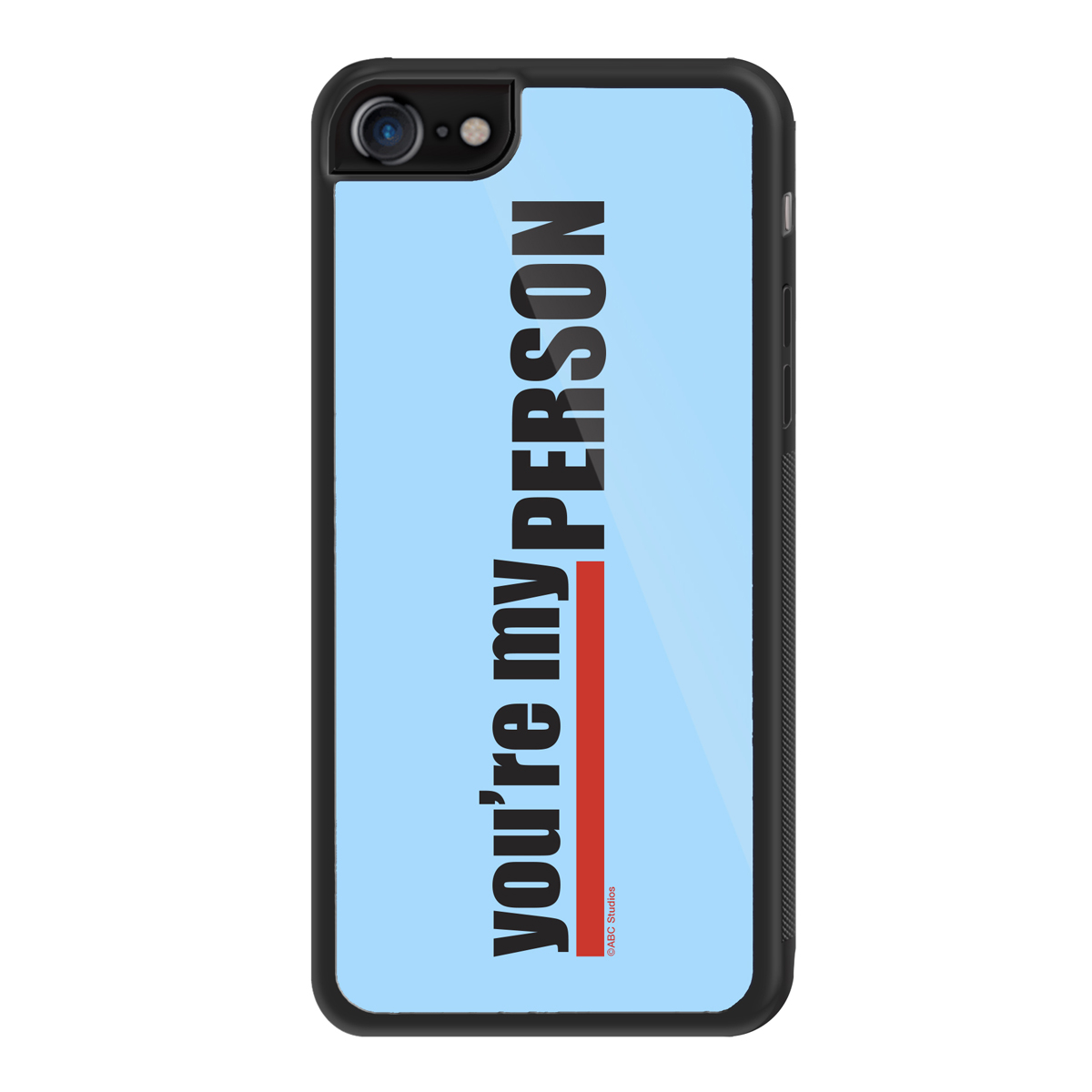 Grey's Anatomy My Person iPhone Case