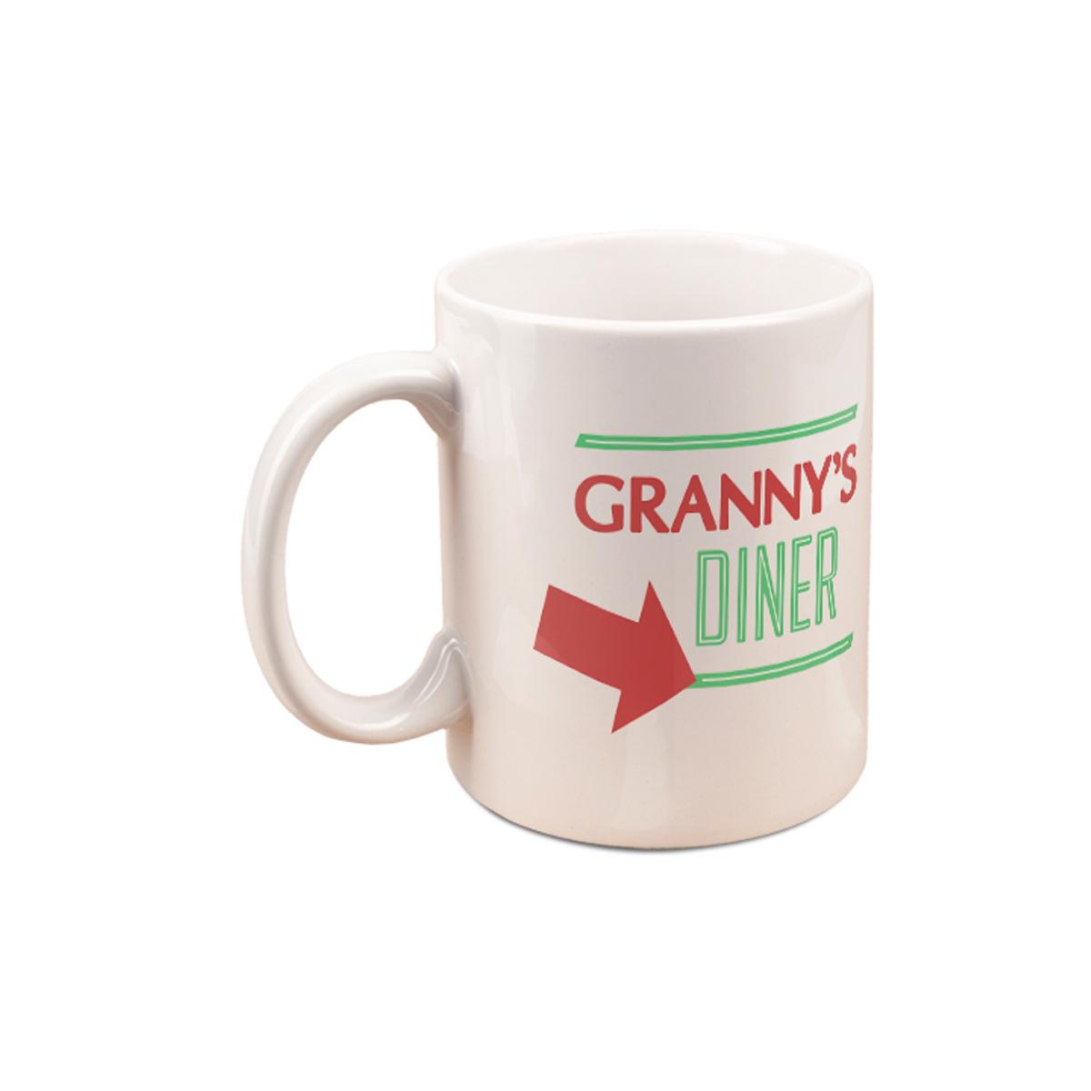Once Upon A Time Granny's Diner Mug
