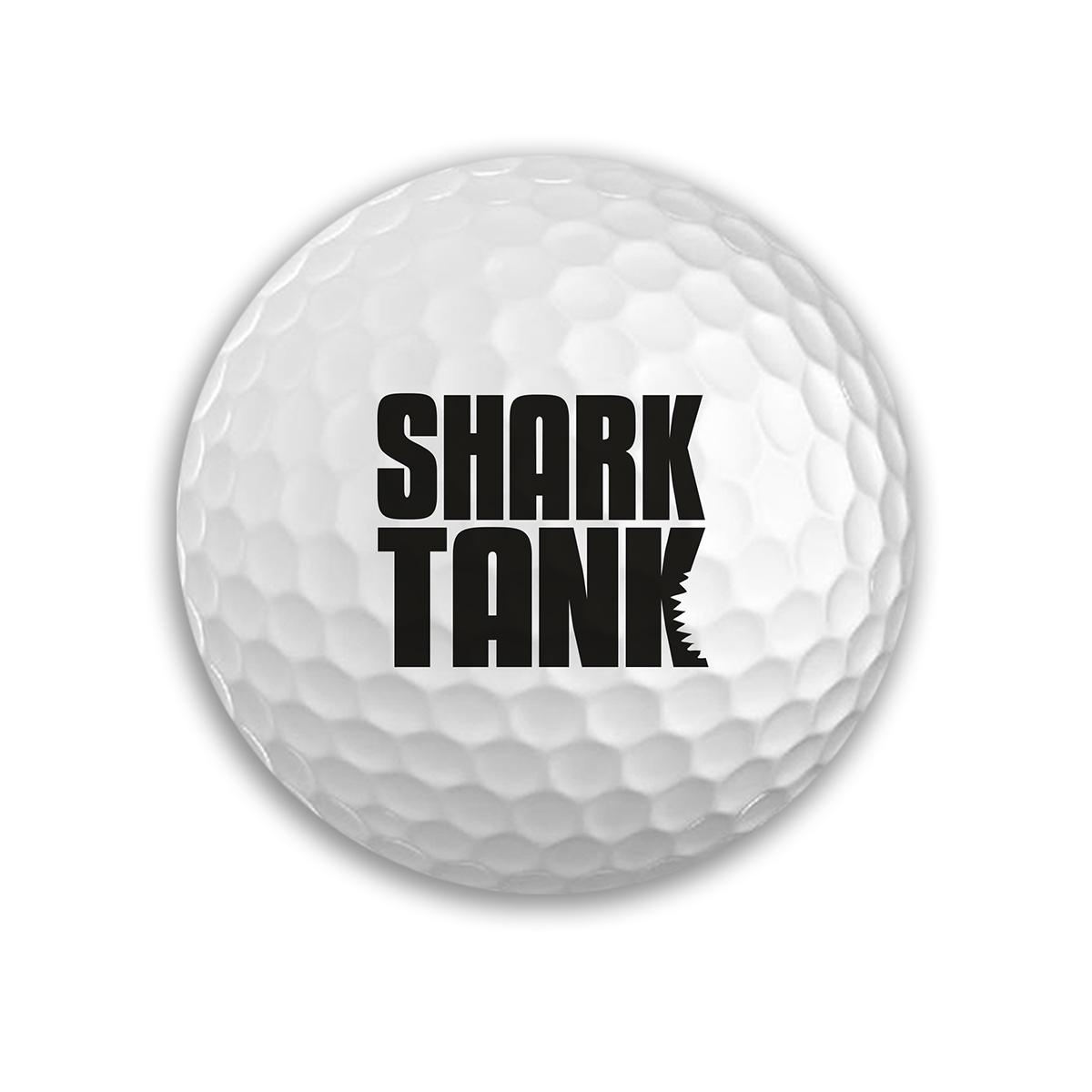 Shark Tank Golf Ball Set