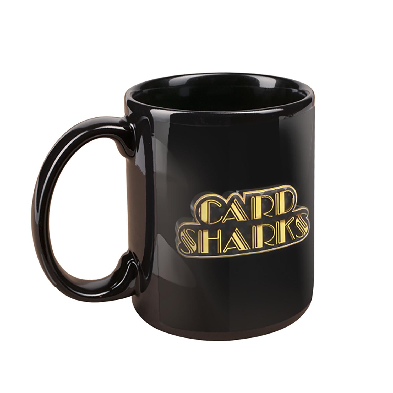 Card Sharks Logo Mug