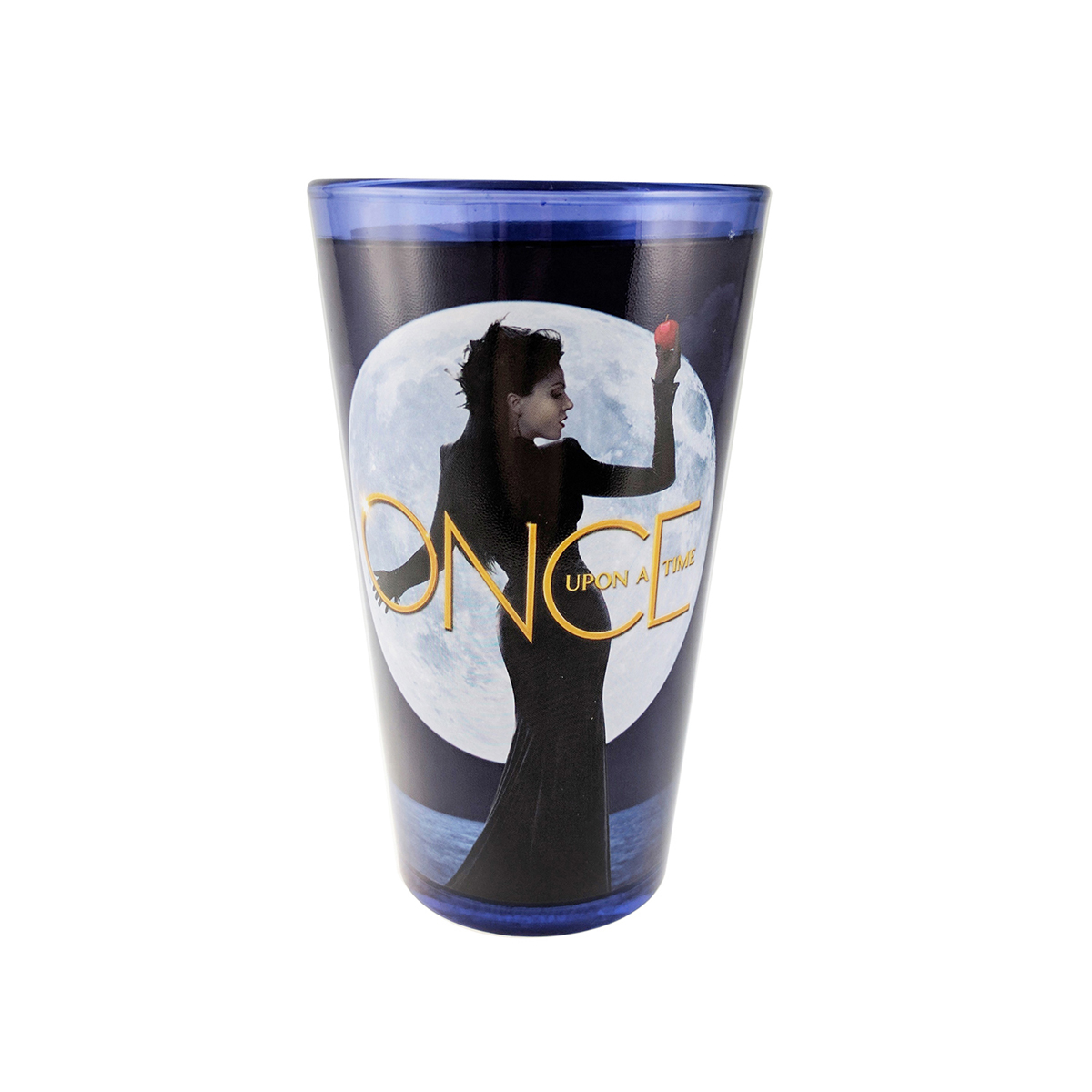 Once Upon a Time Evil Queen Pint Glass