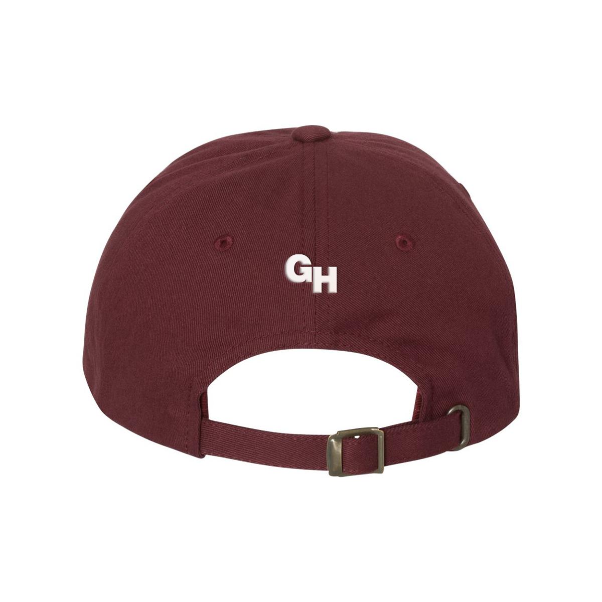General Hospital Corinthos Baseball Hat (Burgundy)