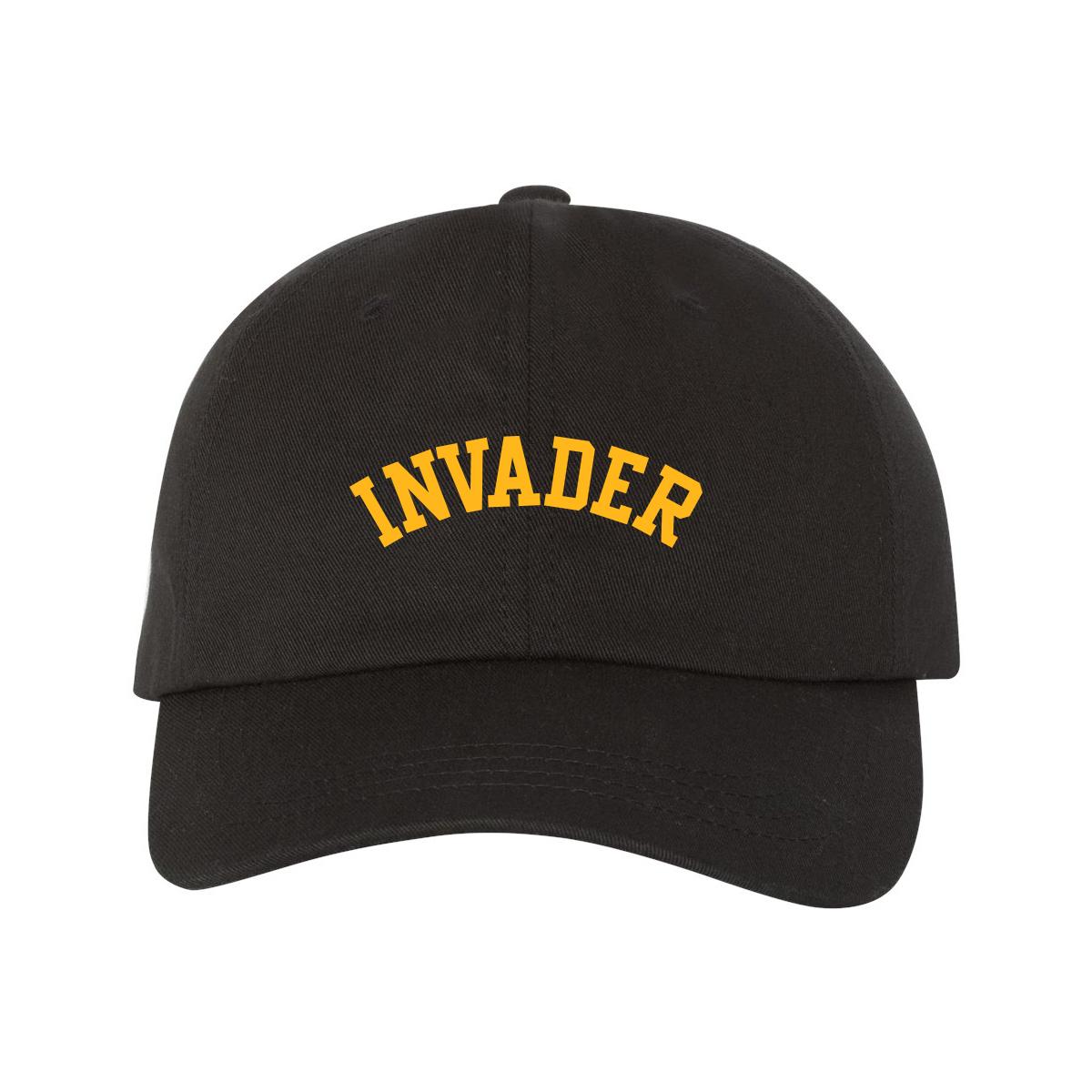 General Hospital Invader Baseball Hat (Black)