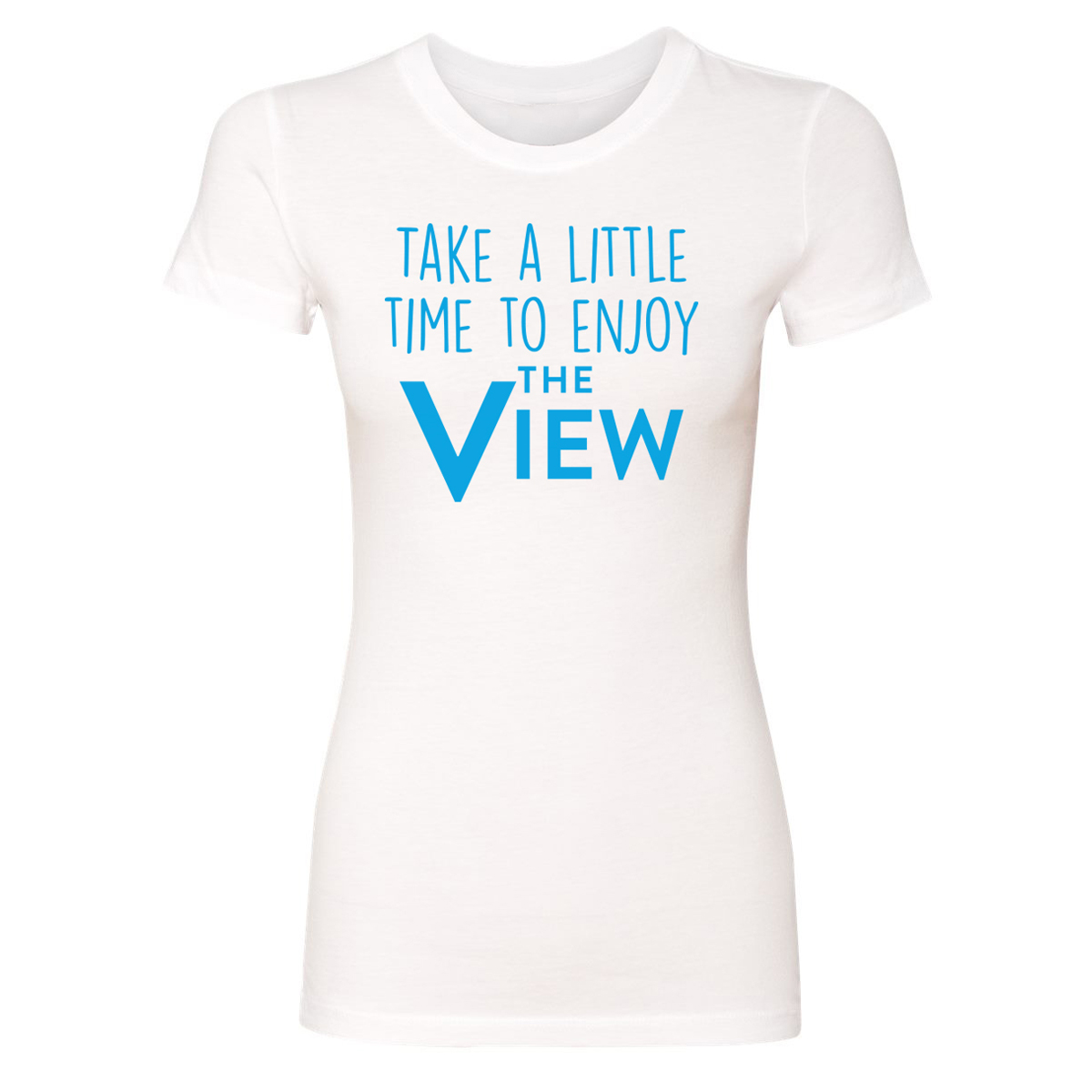The View Time To Enjoy The View Women's T-Shirt