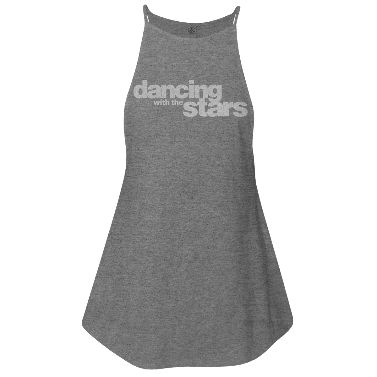 Dancing With The Stars Logo Women's Tank (Vintage Coal)