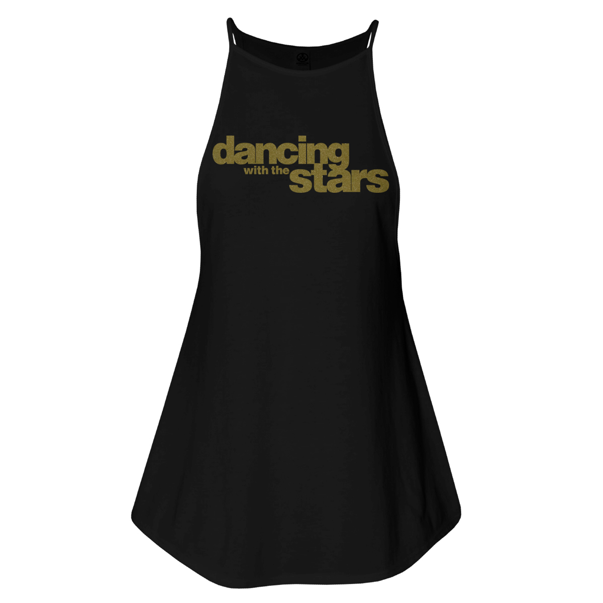 Dancing With The Stars Logo Women's Tank (Black)