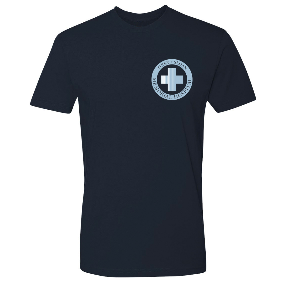 Grey's Anatomy Hospital Logo T-Shirt