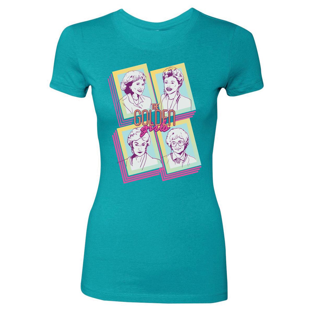 The Golden Girls Retro Women's T-Shirt