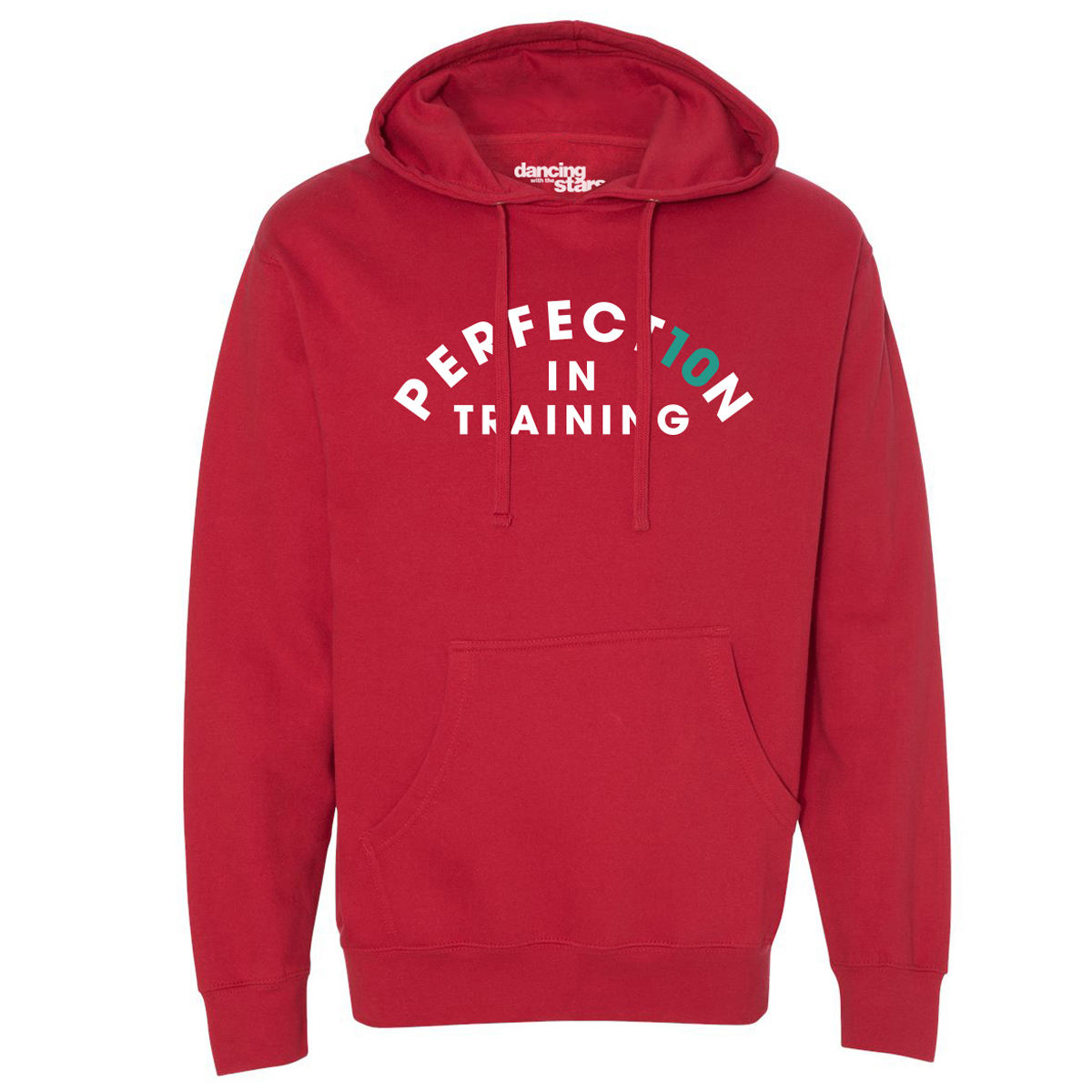 Dancing With The Stars Perfection Pullover Hoodie