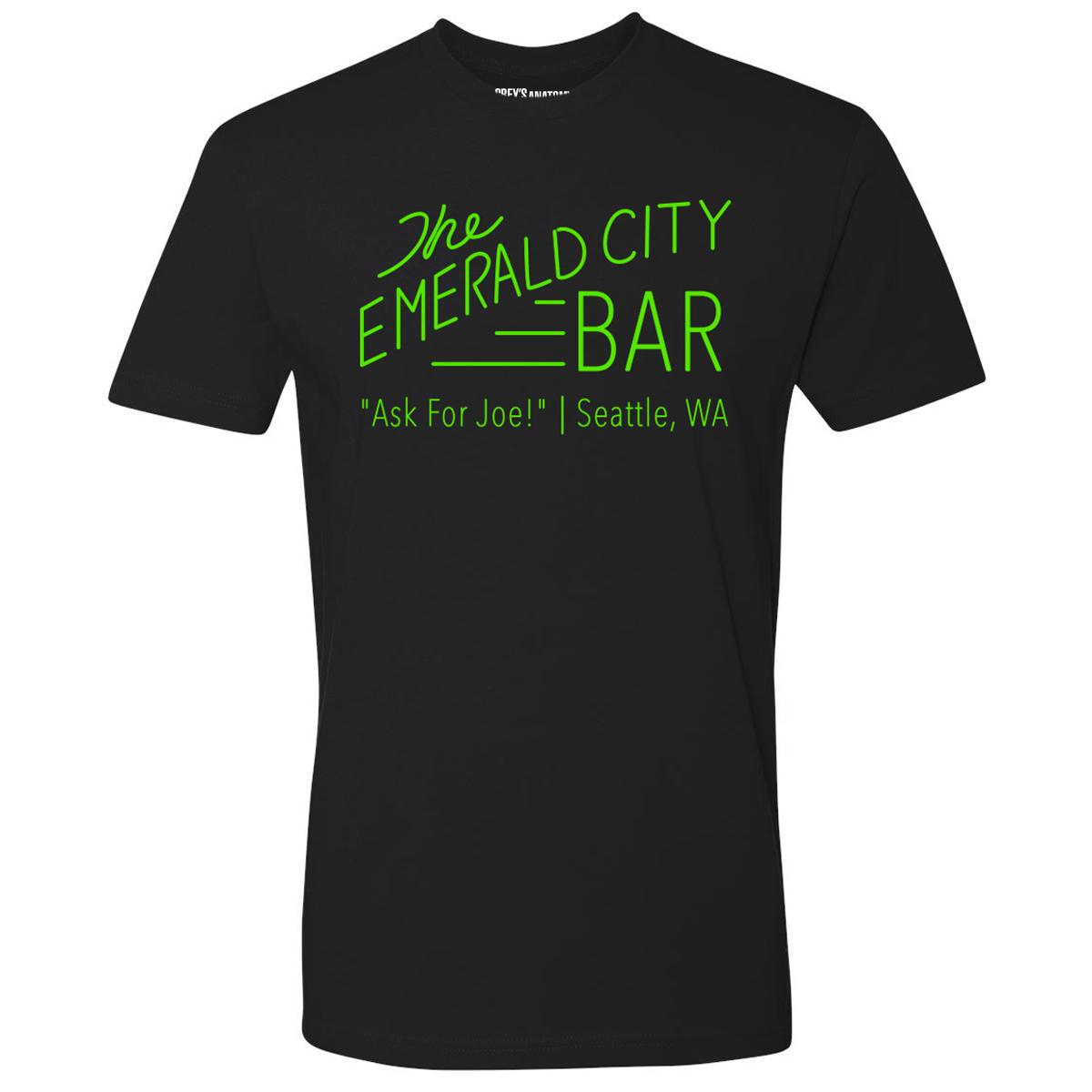 Grey's Anatomy Emerald City T-Shirt