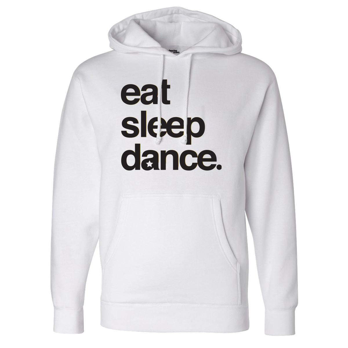 Dancing With The Stars Eat Sleep Dance Pullover Hoodie