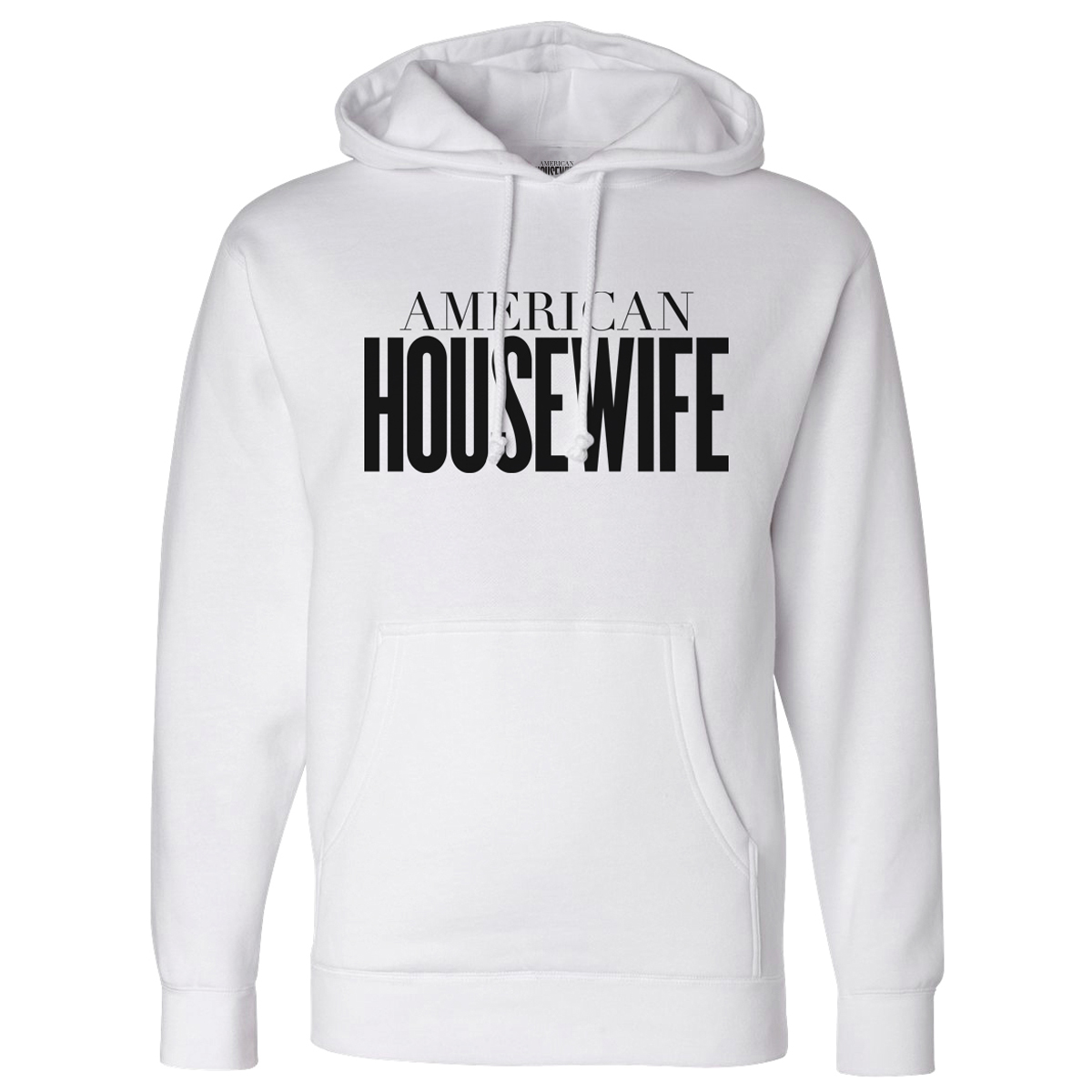 American Housewife Logo Pullover Hoodie