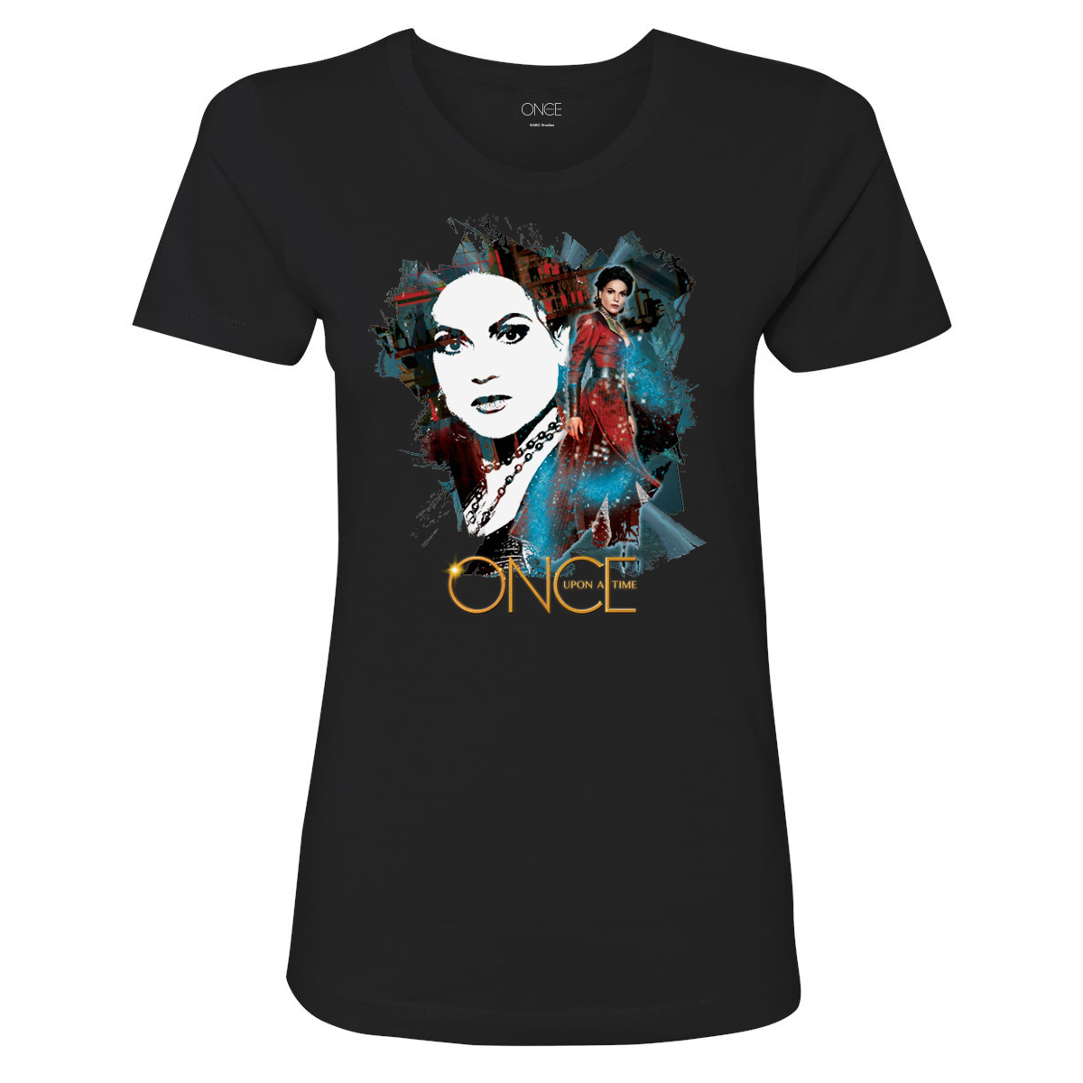 Once Upon A Time Double Regina Women's T-Shirt