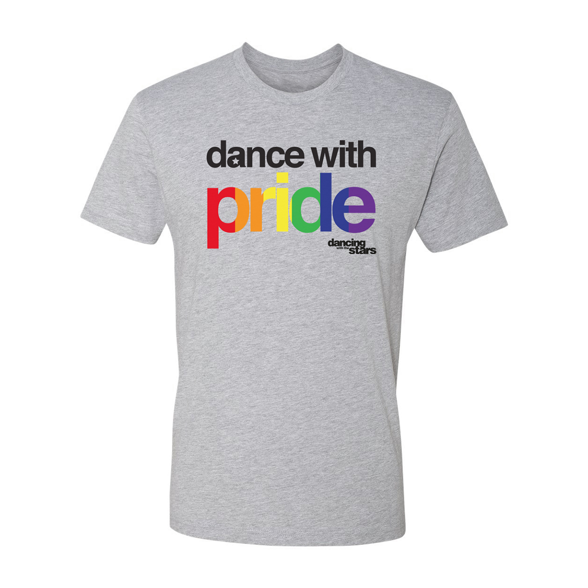 Dancing With The Stars Pride Dance T-Shirt