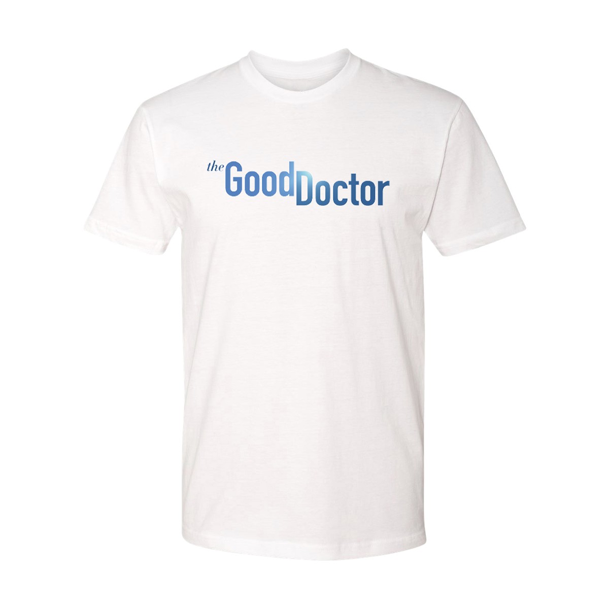 The Good Doctor Logo T-Shirt (White)